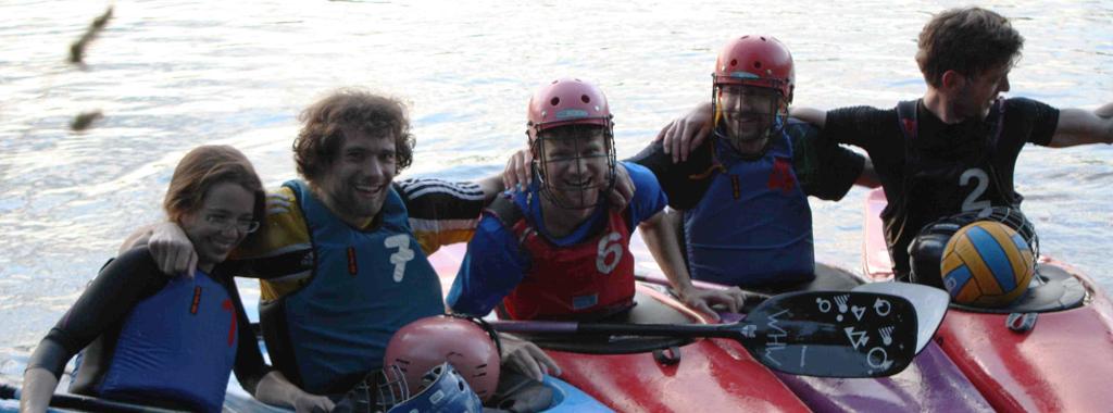 Die Neckarkrokodile - Unsere Teams